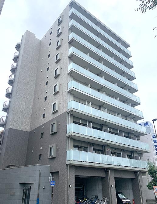 静岡清閑町エンブルコートイメージ1